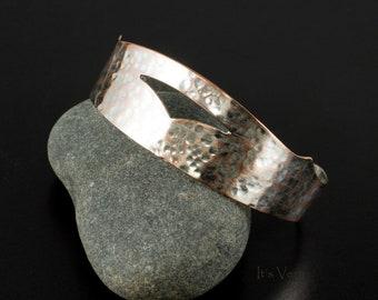 Cuff bracelet, artisan bracelet, Valentines gift, bracelet, metal bracelet, jewelry, hand hammered wrist cuff, statement bracelet