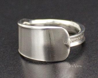 Spoon ring, guy rings, spoon jewelry, cutlery rings, handmade spoon ring, Bohemian rings, wedding rings, promise rings, spoons, band ring