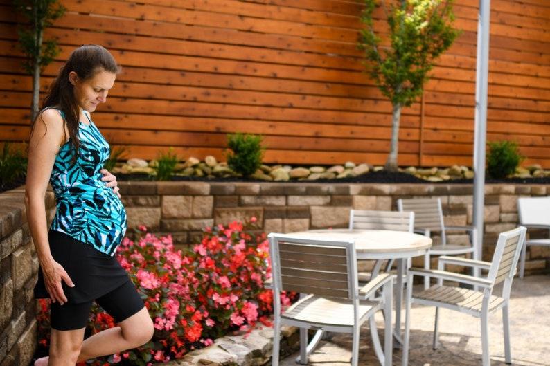 c53e2b0386771 Custom sewn maternity swimwear Modest Maternity Swim Bottoms | Etsy