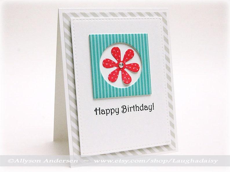 Happy Birthday Greeting Card Bday 007