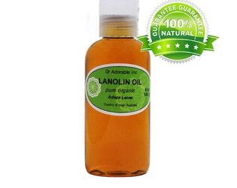 4 Oz Lanolin Oil Pure