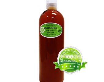16 Oz Lanolin Oil Pure