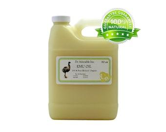 32 oz Emu Oil 100% Pure Fresh From Australia
