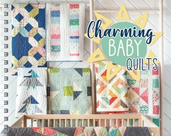 Charming Baby Quilts by Melissa Corry - Signed Copy