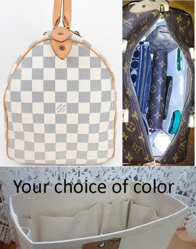 4a0339016c10d fits Louis Vuitton Speedy 35 / Snug fit 13