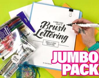 Brush Lettering Jump Start Kit – Learn Modern Calligraphy