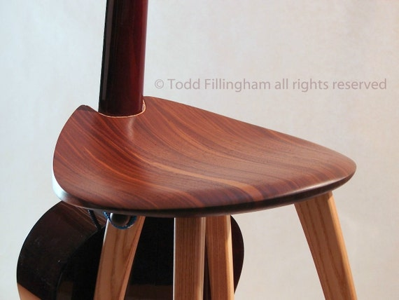 Awe Inspiring Guitar Stool Guitar Stand Made To Order Ocoug Best Dining Table And Chair Ideas Images Ocougorg