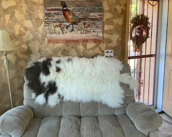 Long tail lighter super soft Jacob Sheep Hide