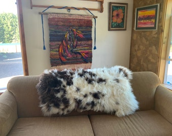 Super soft Jacob Sheep Hide