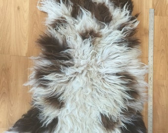 ON SALE Anna's Beautiful Soft Jacob Sheep hide