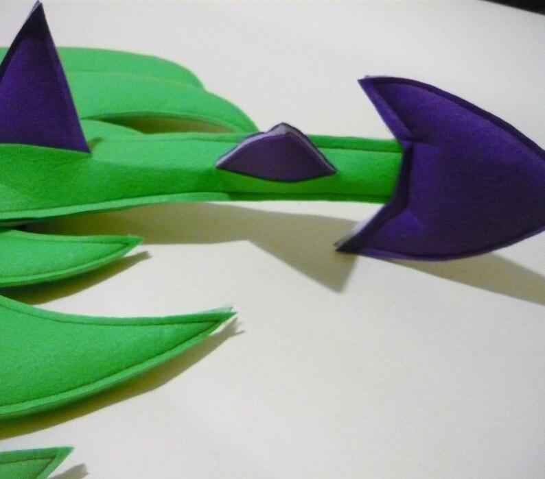 Dragon Wings Plush Wire Free