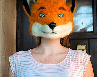 Fantastic Mr Fox Costume Etsy