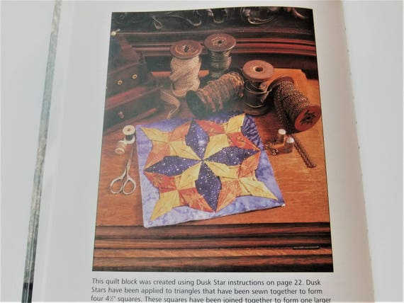 Quiltagami The Art Of Fabric Folding Book By Mary Jo Hiney Etsy