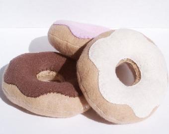 1 Donut with custom icing