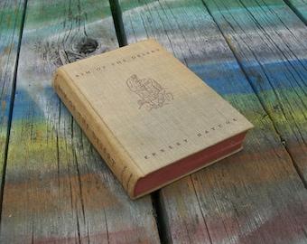 Vintage Book Rim of the Desert by Ernest Haycox 1944