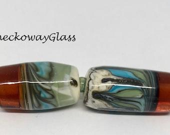 Artisan Lampwork Beads - Glass Beads