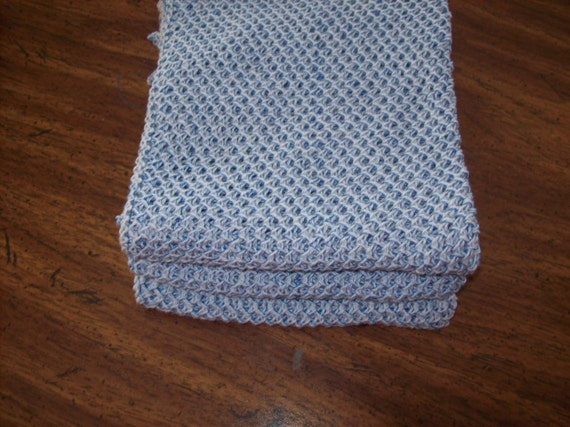 Tuck Dishcloth Pattern Tuck Washcloth Pattern Machine Etsy