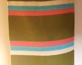 Vintage Colorful Wool Native American Rug/Wall Hanging-