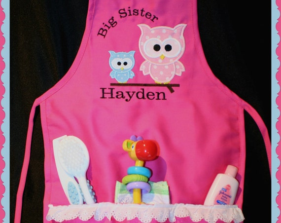 Big Sister Apron (Child Size)