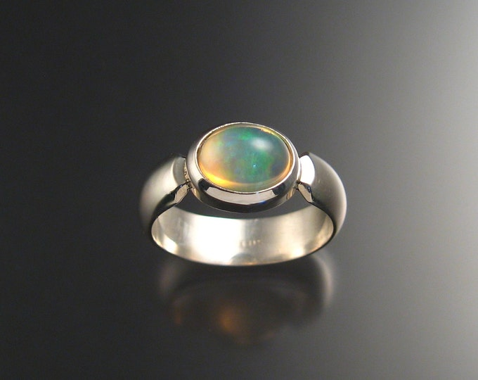 Opal Ring made to order in your size