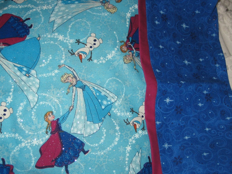 Frozen Pillow Case