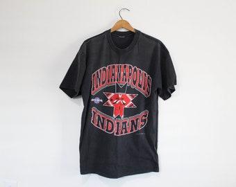 7e545ffc011 Vintage Indiana Indianapolis Indians MLB Baseball T Shirt
