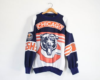 buy online 59bff 57381 Vintage chicago bear | Etsy