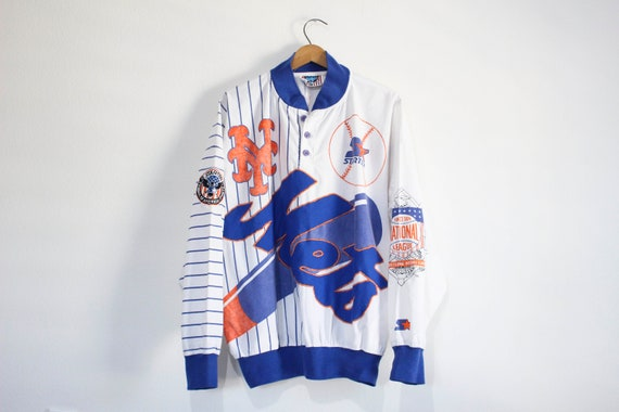 Vintage New York Mets Baseball Sweatshirt