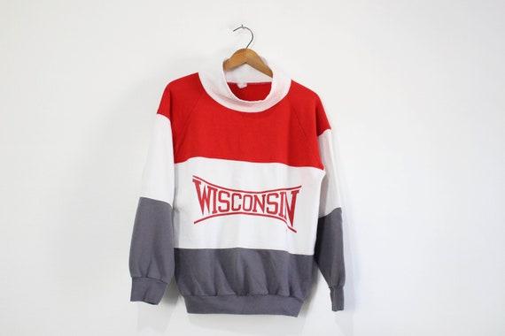 Vintage University of Wisconsin Badgers Sweatshirt