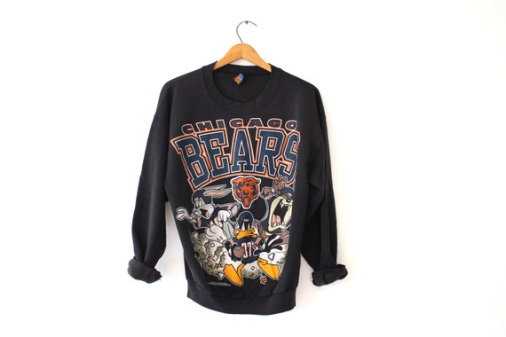 Vintage Chicago Bears Football Looney Tunes Sweats