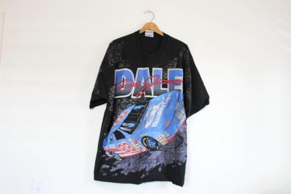 Vintage Dale Jarrett Nascar Driver T Shirt - image 1