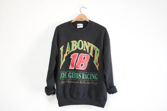 Vintage Bobby Labonte Nascar Driver Sweatshirt