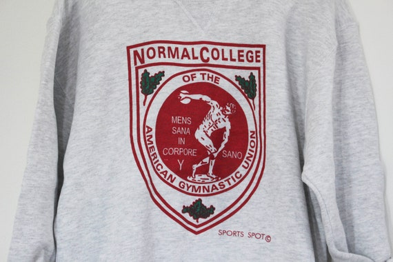 Vintage Normal College of the American Gymnastic … - image 2
