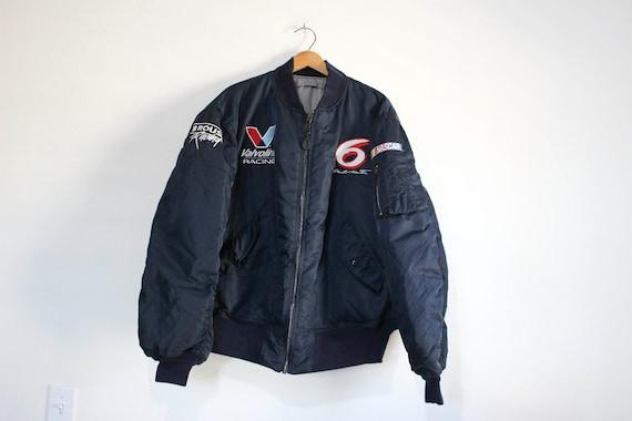 Vintage Mark Martin Valvoline Nascar Racing Jacket