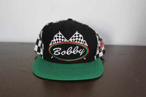 NWT Vintage Bobby Labonte Nascar Driver Snapback H