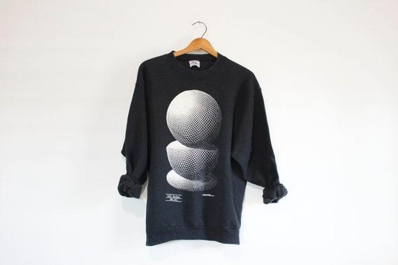Vintage MC Escher Spheres Sweatshirt