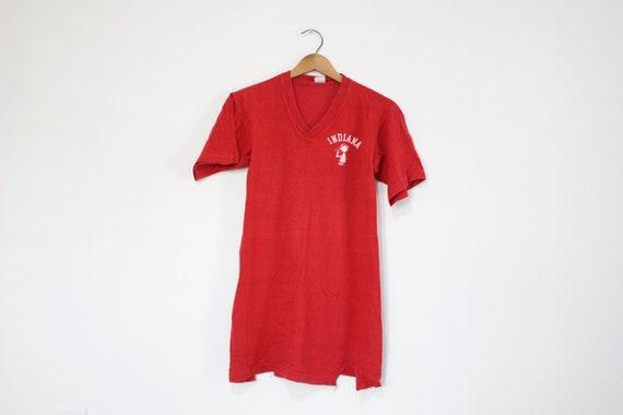 Vintage Indiana University T Shirt