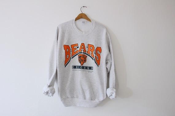 Vintage Chicago Bears Football Sweatshirt XXL