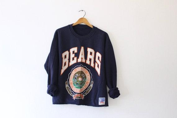 Vintage Chicago Bears Football Sweatshirt Large