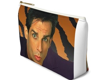 Zoolander and Hansel cosmetic pouch/makeup bag