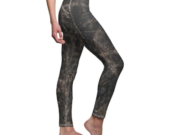 Post-apocalyptic style leggings