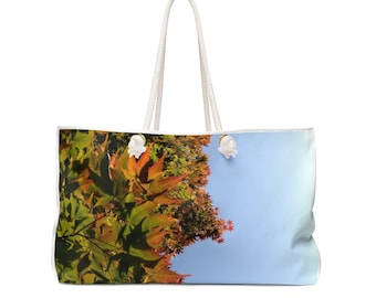 Oversized Sky Dancer Tote Bag
