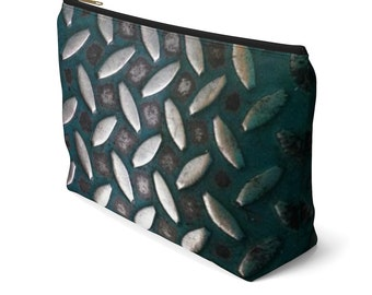 City Streets Printed Cosmetic PouchMakeup Bag