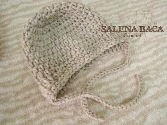 92430e9ac67 PDF Crochet PATTERN Amelia Ear Flap Hat with Ties HDC