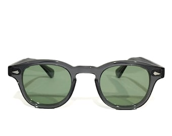 The Quality Mending Co. The Causeway Glasses - Blue x Green
