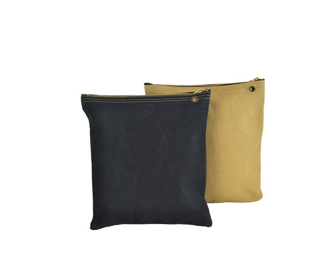 QMC Bank Bag, Navy or Khaki