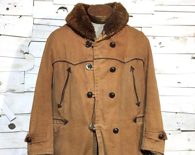 1930's Barnstomer French Vintage Jacket