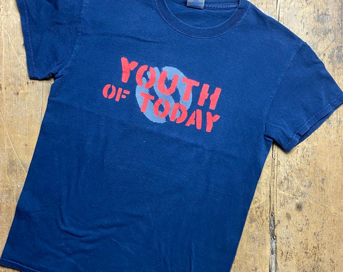 Youth of Today hardcore shirt