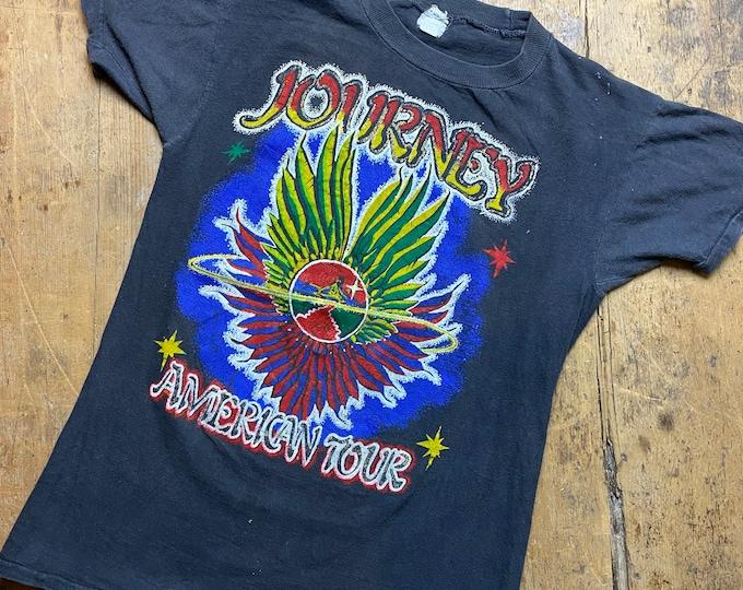 Journey vintage bootleg American tour shirt