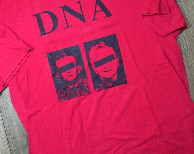 Vintage DNA punk shirt XL.